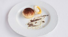 Il Blue Restaurant Padua Dishes